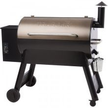 Bronze Pro Series 34 Wood Pellet Grill