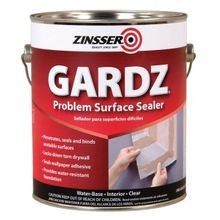 1 Gallon, Can, Clear, Liquid Water Based Problem Surface Sealer
