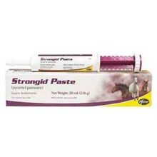 Strongid Paste Horse Wormer
