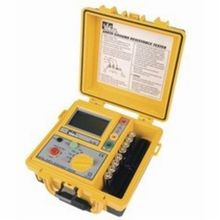 IDEAL® 61-796 Ground Resistance Tester, 200 VAC Earth, LCD Display