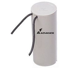 Philips Advance 7C240P40R Dry Film Ballast Capacitor, HID Lamp, 24 uF, 400 VAC, Plastic
