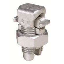 BURNDY® KSA6 Split Bolt Connector, 1 10 to 6 AWG Conductor, 1.06 in L, Aluminum
