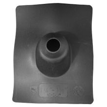 Appozgcomm NEER™ 1000-N Service Entrance Flashing, 2 in Trade, 11-1/2 in L x 9 in W, Neoprene