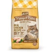 Purrfect Bistro Grain Free Real Chicken Recipe Adult Dry Cat Food - 4 lbs