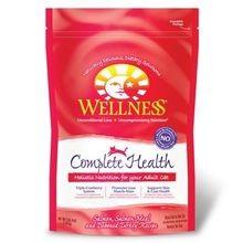 Complete Health Natural Dry Cat Food, Salmon & Turkey - 5.88 lbs