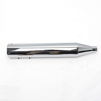 Muffler - Mk45 Left TC - Chrome