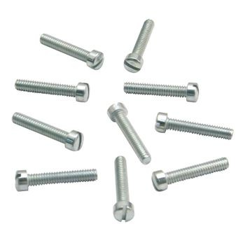 "8-32 X 5/8"" Slotted Flat Head Screw (10 pack)"