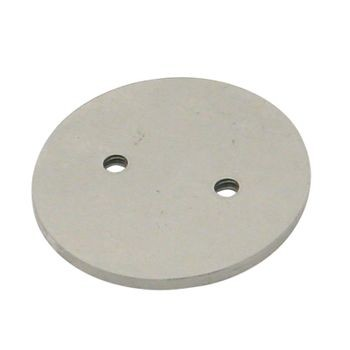 "2 1/16"" Throttle Plate for Super G Carburetor"