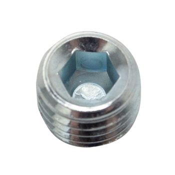 "5/16-24 X 1/4"" Zinc-Plated Swivel Head ASTM F912-1986 Screw"