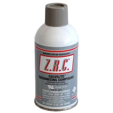ZRC Galvilite Galvanizing Spray 12 oz