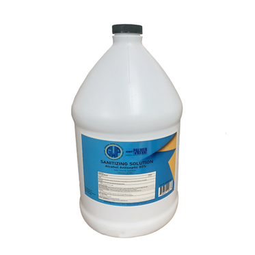 Liquid Hand & Solid Surface Sanitizer 80% 1 Gallon - Price Break on Full Case Quantities