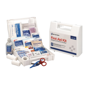 105 Piece First Aid Kit - 25 Person