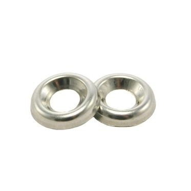#4 Stainless Steel Countersunk Finish Washer 316