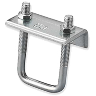 Zinc Plated Beam Clamp For B22 & B52 Strut