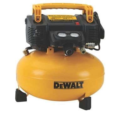 DeWalt 6 Gallon - 165 PSI Pancake Compressor