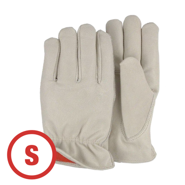 Premium Pigskin Lined Drivers Glove Small