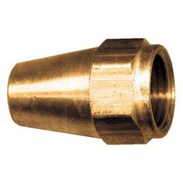 Brass Long Flare Nut Milled 1/2
