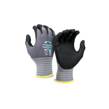 Micro Foam Nitrile Glove Large - 12 Pairs Per Bag