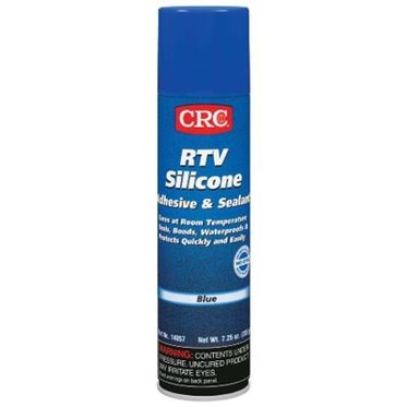 CRC Blue RTV Silicone Sealant 6.5 oz
