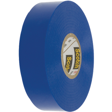 3M Scotch #35 Blue Electrical Tape
