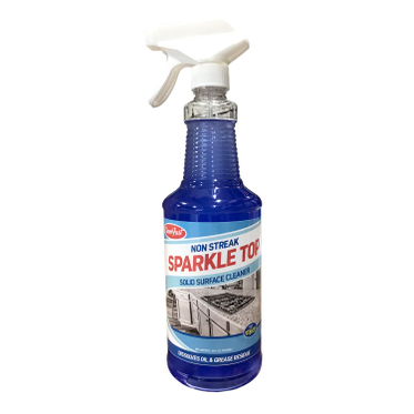 Sparkle Top Solid Surface Cleaner