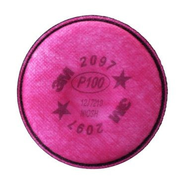 Organic Vapor Particulate Filter P100 (1 Pair)