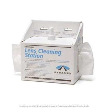 Pyramex 8 oz Lens Cleaning Station
