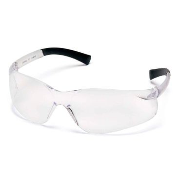 Ztek Clear Lens & Frame Safety Glasses