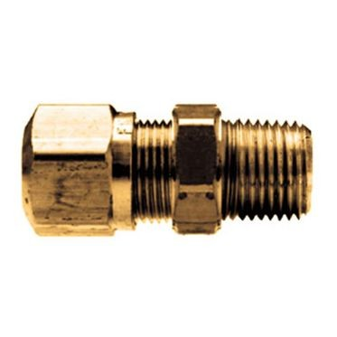 Brass DOT Connector 1/4