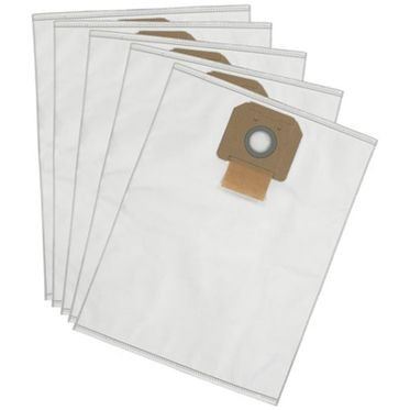 DeWalt Vacuum Fleece Dust Bags (5 pack)