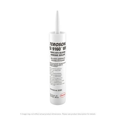 Silatech White RTV Silicone 300 ml Cartridge