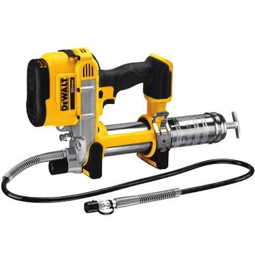 DeWalt 20V MAX Li-Ion Grease Gun - Bare Tool