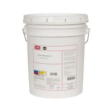 CRC Super White Lithium Grease 35lb Pail