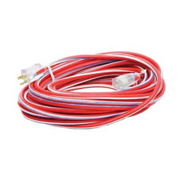 Vinyl Pro-Power Outdoor 12/3 Extension Cord 50 Feet
