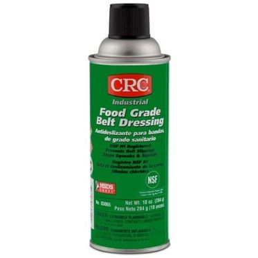 CRC Food Grade Belt Dressing 10 Fluid Ounces