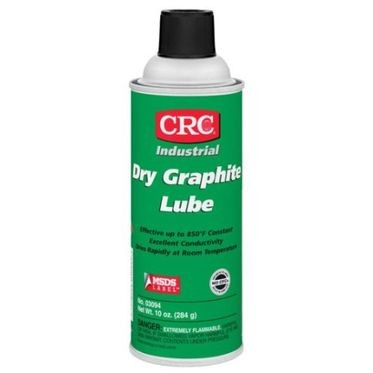 CRC Dry Graphite Lube 10 Fluid Ounces