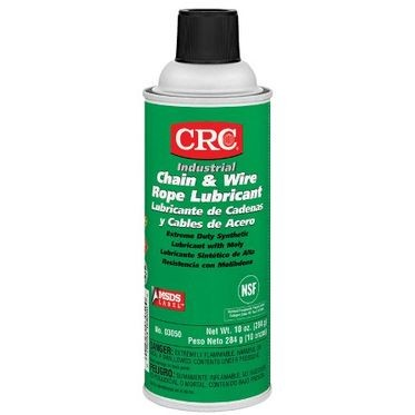 CRC Chain & Wire Rope Lubricant 10 Fluid Ounces
