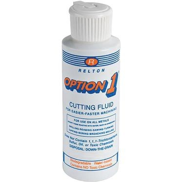 Metal-Cutting Fluid Water Based 1 Pint