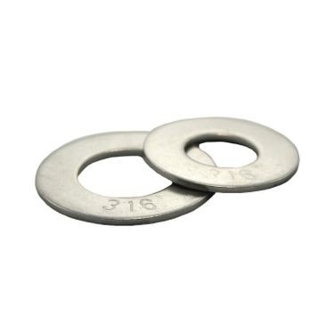 M12 Stainless Steel Flat Washer A4