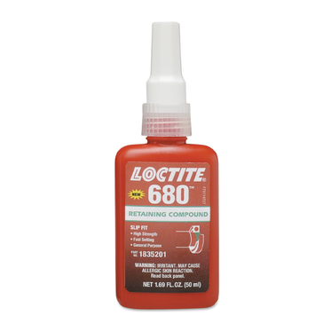 680 Retaining Compound 50 ml Bottle