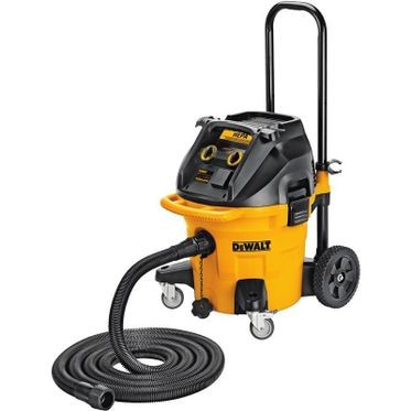 DeWalt 10 Gallon Dust Extractor with Auto Filter Cleaning