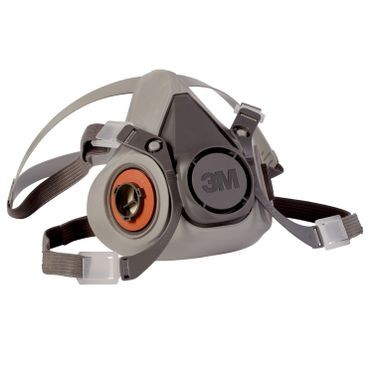 3M Half Facepiece Respirator Medium