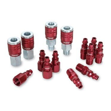 Legacy ColorConnex 14 Piece Coupler/Plug Kit