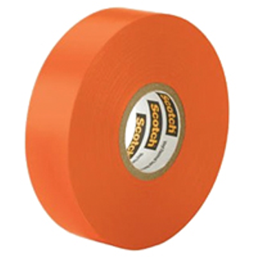 3M Scotch #35 Orange Electrical Tape