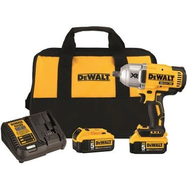 DeWalt 20V MAX XR High Torque 1/2