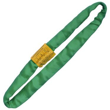 Liftex 20' Endless Round Sling Green
