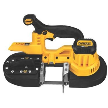 DeWalt 20V MAX Li-Ion Cordless Compact Band Saw - Bare Tool