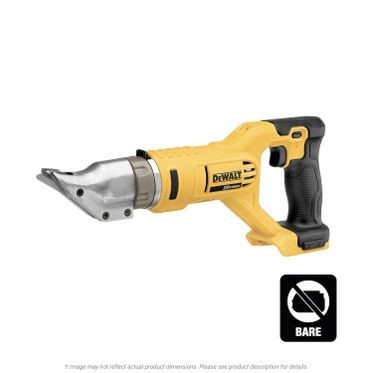 DeWalt 20V MAX 18 Gauge Swivel Head Shears - Bare Tool