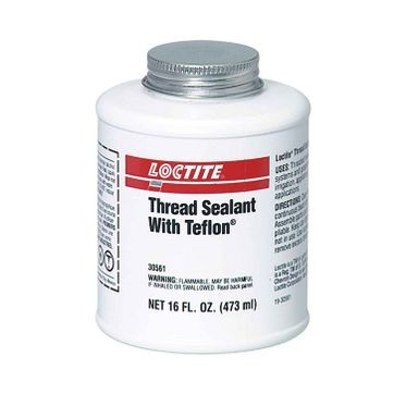 Thread Sealant with Teflon 16 oz. Can