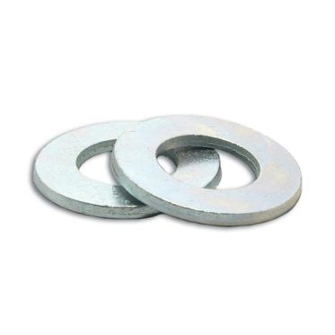 #5 Zinc Plated SAE Flat Washer